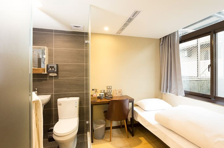 Single Room | Keelung Station 7 min