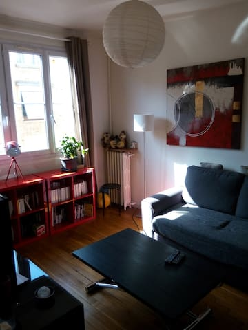 Great T2 in a quiet place near Paris - Clichy