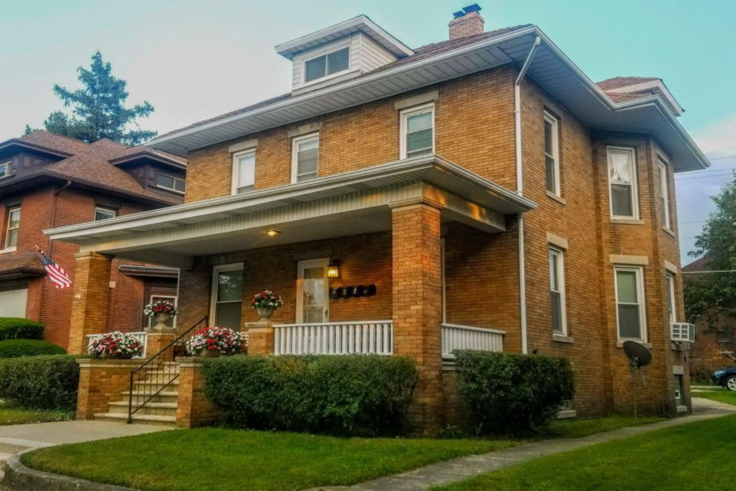 Turn of the century charming historic home close to everthing Michigan City has to offer.