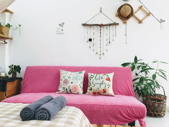 |1| Annie.homestay Garden house