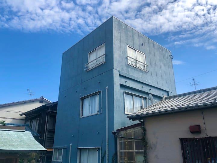 【独栋专享】【志贺岛碉楼】紧邻志贺岛海水浴场,海景别墅,夏季度假最佳