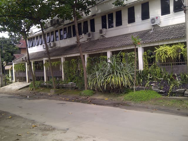 KOST PAMULANG  HOSTEL - cozy, comfort & secure