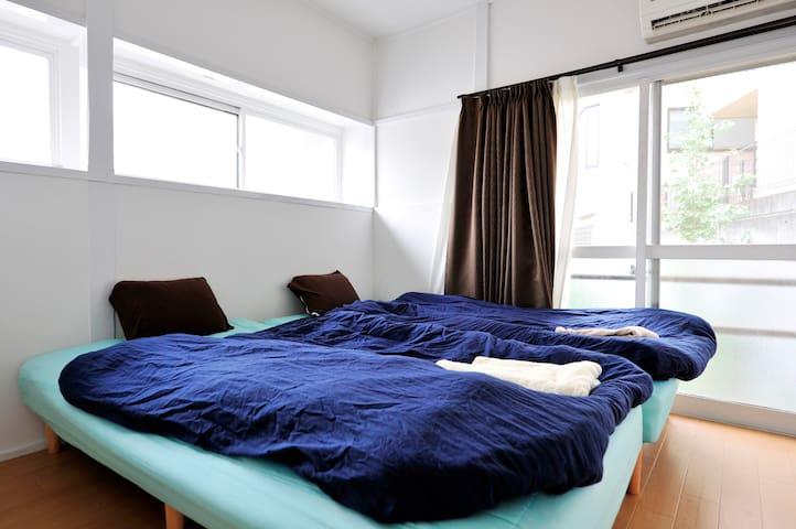 White Guest House #2 - Meguro-ku - Ev