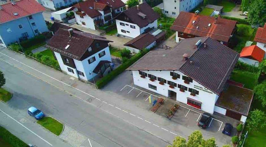 Hotel Fürstenhof - Füssen