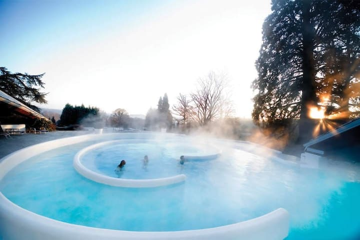 2-Days Thermae 2000 Spa package - Valkenburg - Boutique-hotell