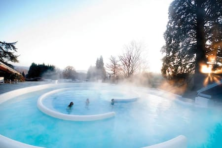 2-Days Thermae 2000 Spa package - Valkenburg - Boutique hotel