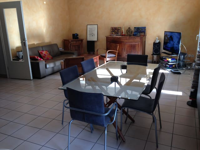 Chambre privée Parc de Saône - Couzon-au-Mont-d'Or - Apartment