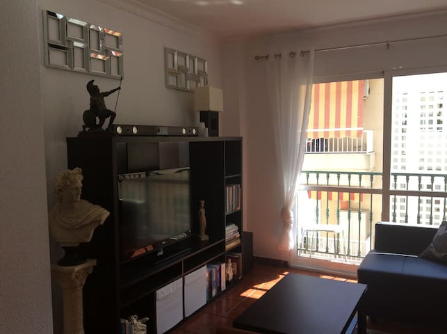 Modern spacious apartment in Fuengirola. - Fuengirola - Apartment