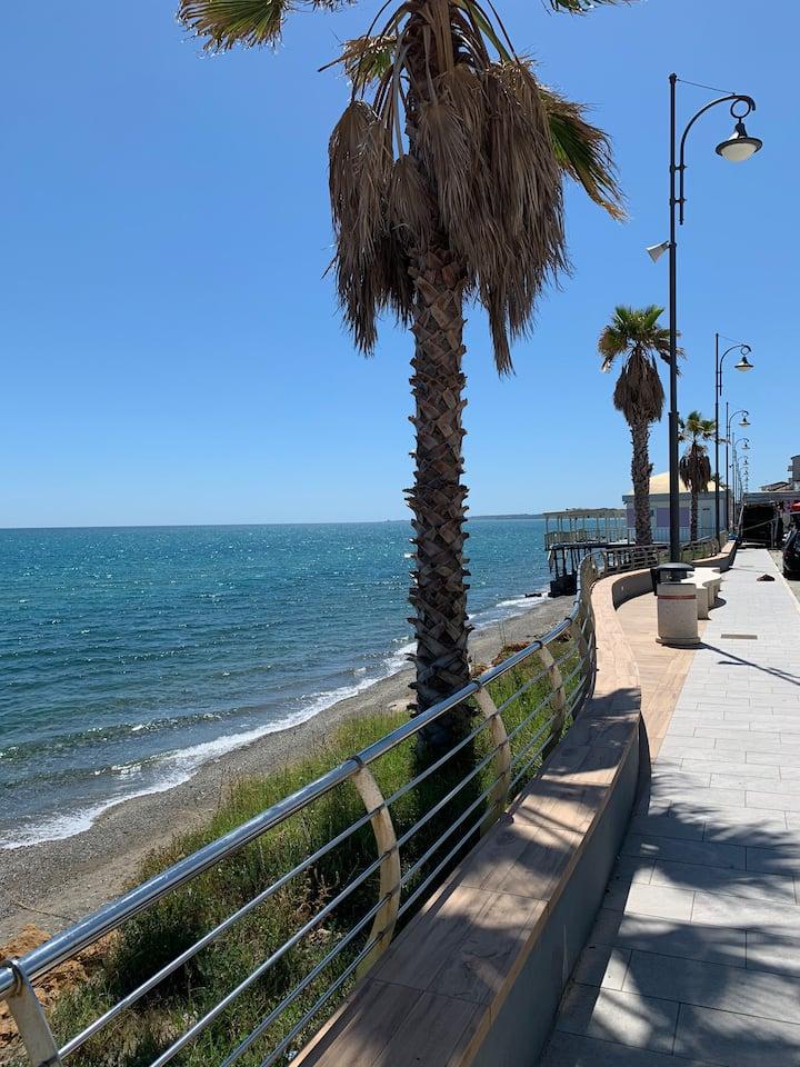 Appartamento con vista mare Torretta Calabria