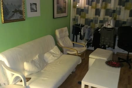 1-room apartment in downtown Asker - Appartement
