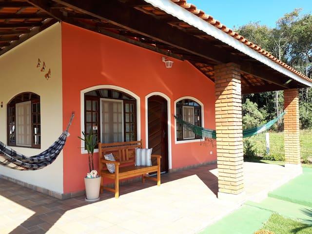 Alugo Casa em Pardinho Ninho Verde 2
