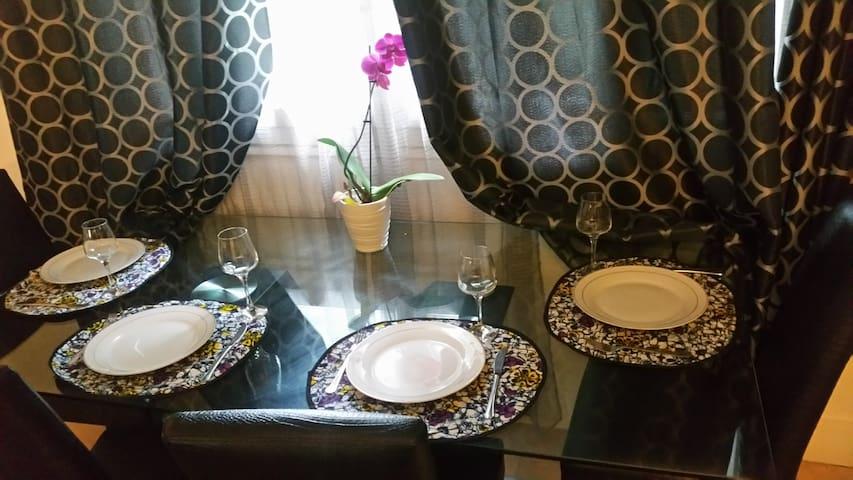 2 Chambres pour 4 proche de Paris - Noisy-le-Sec - Apartment