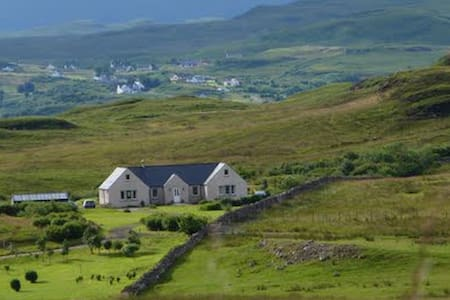 """Bracadale""@ Foxwood on Skye Bed & Breakfast - Struan - Bed & Breakfast"
