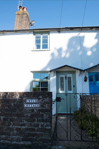 Quaint Cottage close to the beach