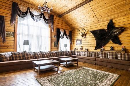 """Загородный комплекс """"Чукавино"""" - Staritsa - Dům pro hosty"""