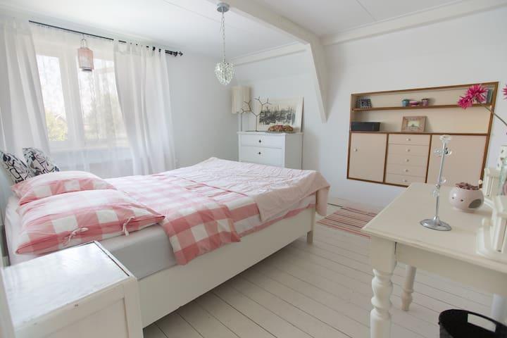 Romantische woonboerderij met stallen en weiland - Zuilichem - Vacation home