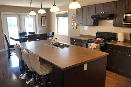 Modern cozy & safe main floor suite