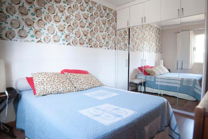 Apartamento Aconchegante - Campinas - Departamento