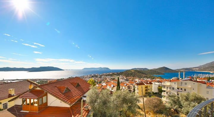 Penthouse Apartment Kas Town Centre