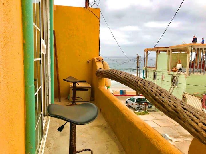 Marea Baja - Oceanview Balcony