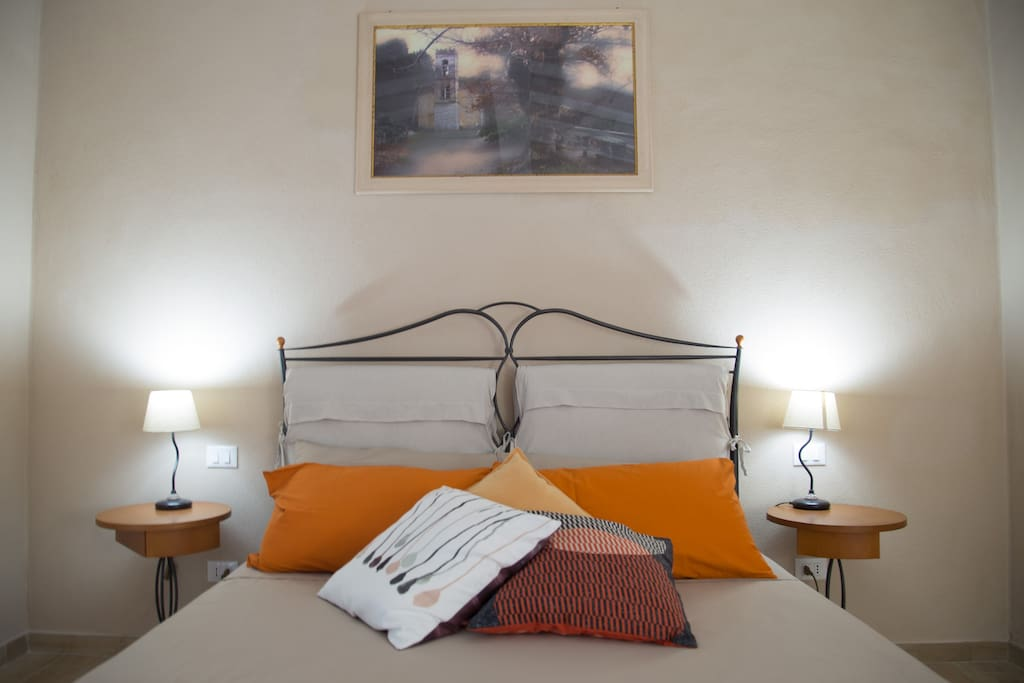 Camera da letto - Stanza di Maria