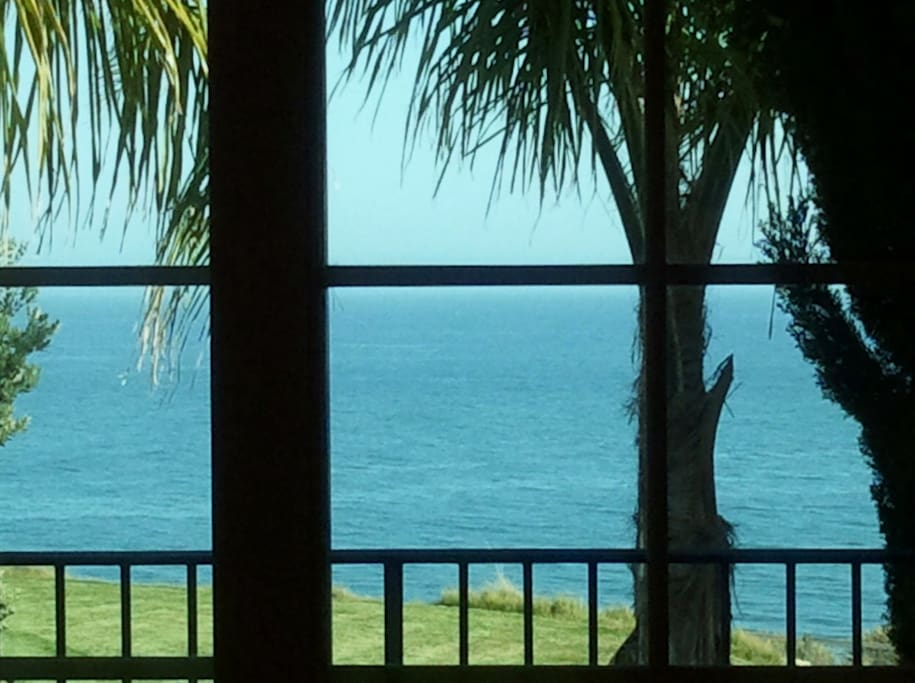 Oceanview from your Guestroom and Private Balcony!