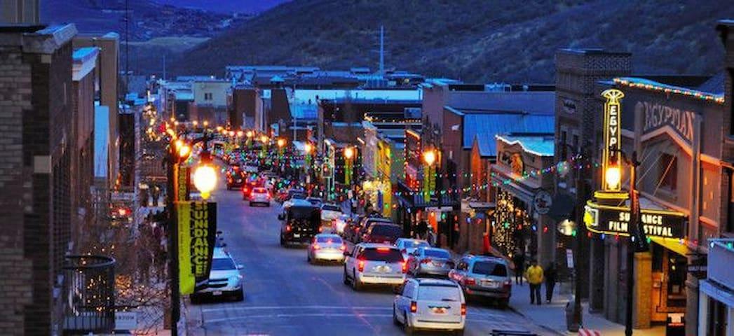 Park Regency Condo Park City Utah
