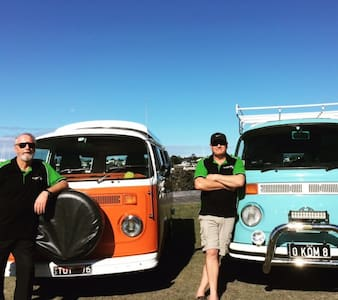 Kombi Life / living the dream in Ketut - Eagleby - Campingvogn