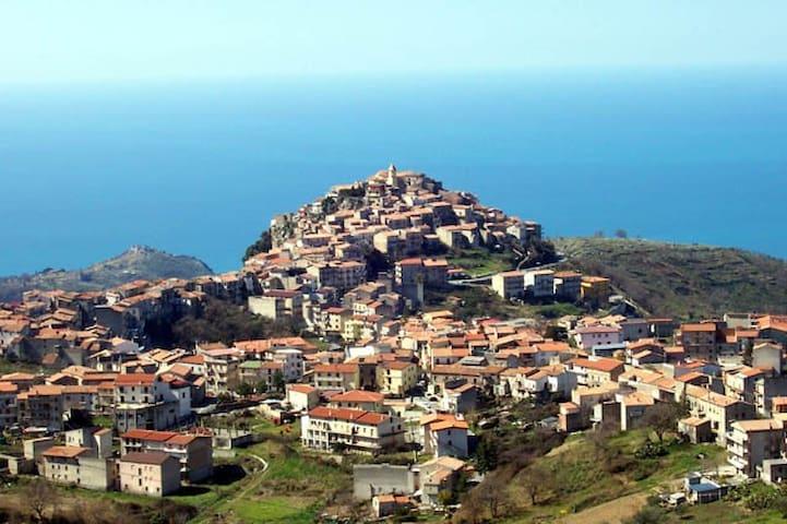 """Vista sul """"Golfo di Policastro"""" - Grisolia - Apartment"""