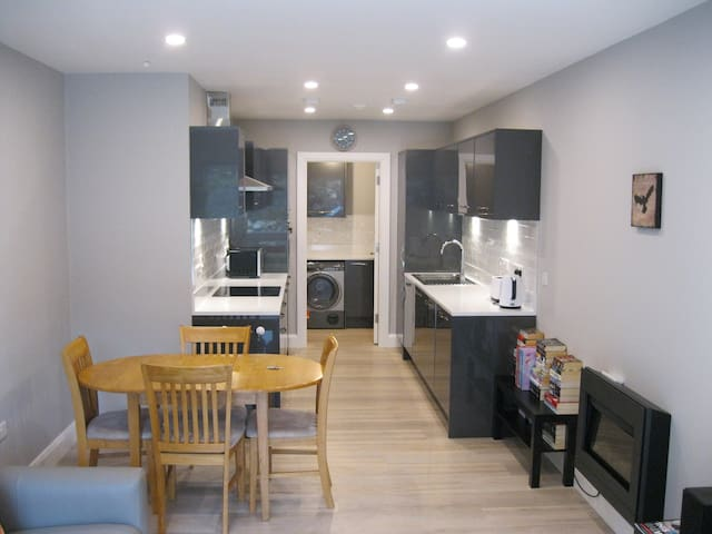 Luxury Apartment for the Galway Christmas Markets