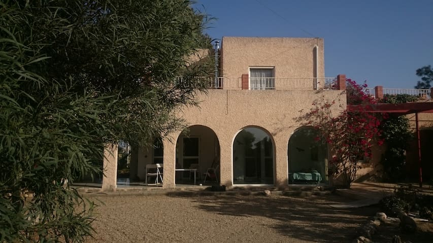 Flat close to Almeria with big garden - Pechina