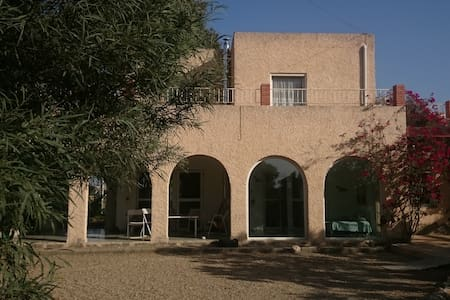 Flat close to Almeria with big garden - Pechina - Leilighet