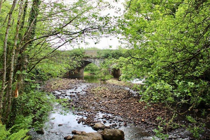 Luxury retreat on the shores of Lough Allen
