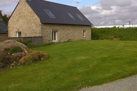 Maison en pierres - Ploudalmézeau - Apartamento