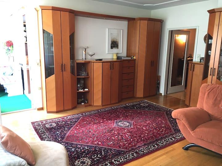 115 qm Wohnung im Herzen der Dolomittenstadt