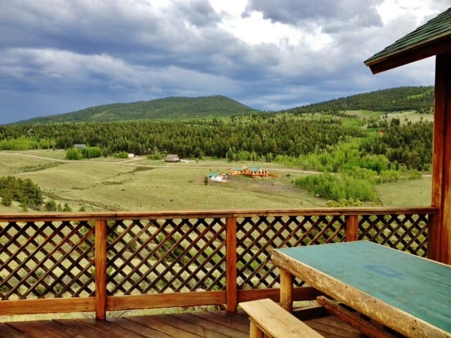 2BR Cabin in Ranch of the Rockies w/Mtn Views! - Hartsel - Cabane