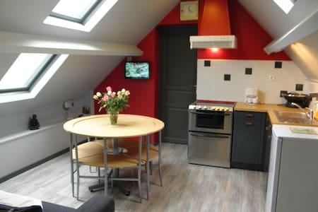 Appartement proche de la mer en Cotentin - Les Moitiers-d'Allonne - 公寓