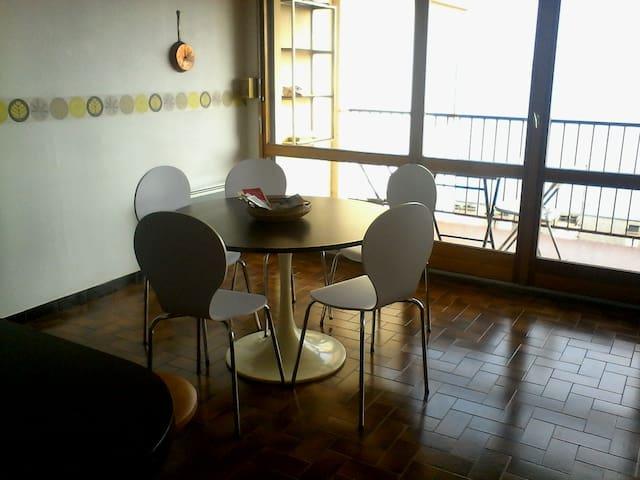 VUE EXCEPTIONNEL SUR LE LAC - Le Bourget-du-Lac - Apartamento