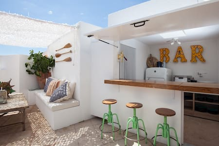 In the heart of Cabo de Gata - Rodalquilar - Apartament