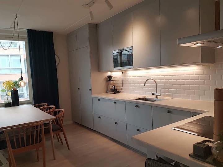 Hammarby Sjöstad, whole apartment, modern comfort