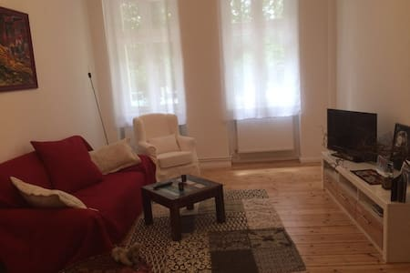 Big cozy room in a centrally located apartment - Berlin