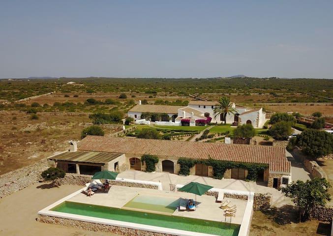 La villa la plus parfaite de Minorque!