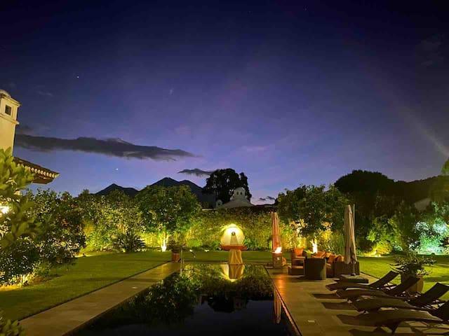 Antigua Retreat Home