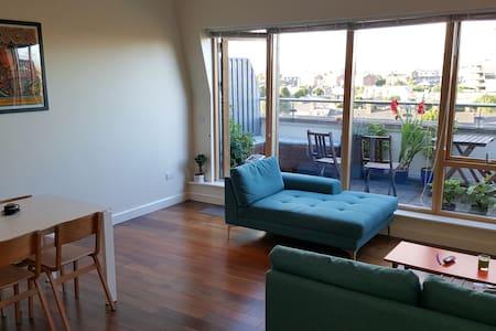 Luxury Penthouse Apartment overlooking Croke Park - Lejlighed