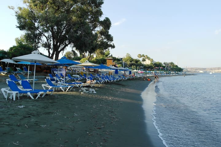 Вилла рядом с пляжем Governos beach - Limassol - Haus