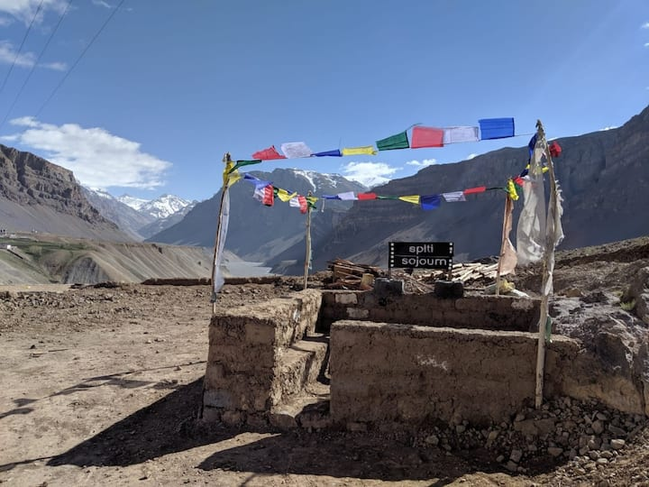 Spiti Sojourn - home at the edge
