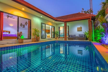 VIEW TALAY VILLA POOL A, JOMTIEN BEACH, PATTAYA