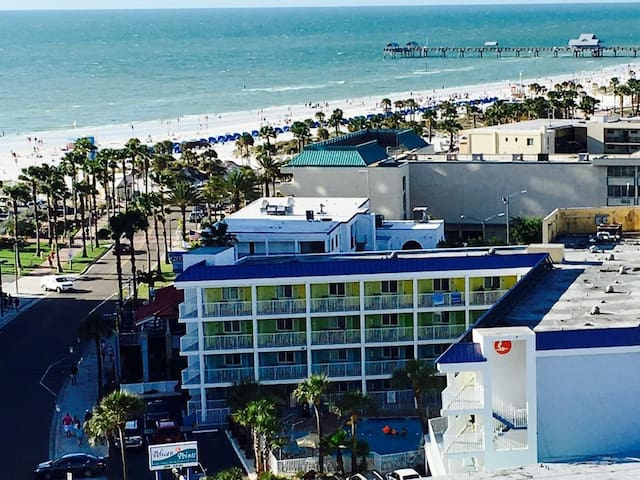 Affordable Efficiency in the Heart of Clearwater Beach #213 - Best Rate on the Beach!