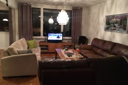 Two story townhouse, close to city - Göteborg