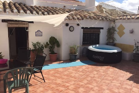 Beautiful two bedroom cave house - Fuente Nueva